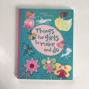 $5 bundle item💙 Girls craft book